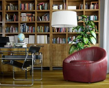 Home Office Library Ideas Interior Design
