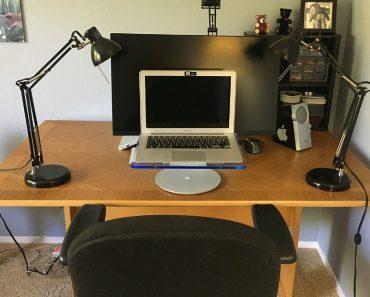 Home Office Lighting For Video Calls Webcam Meetings