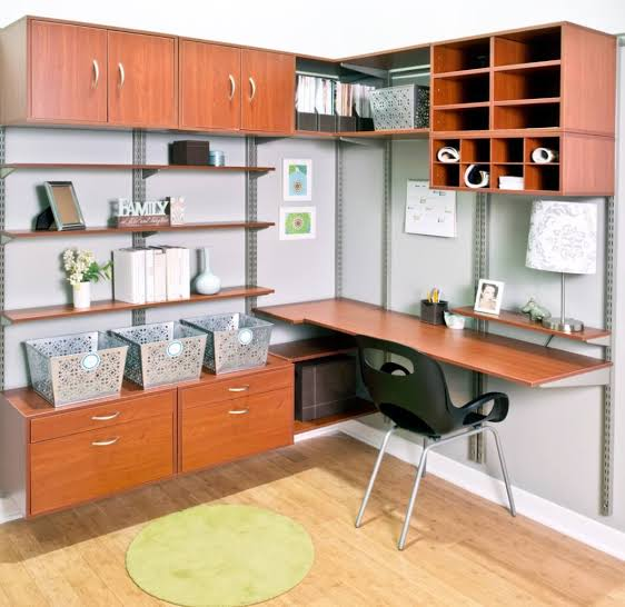 Home Office Organization Interior Design Ideas Jpeg