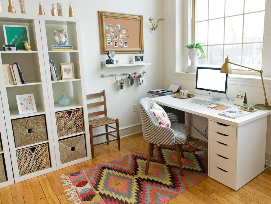 Home Office Upgrade Ideas