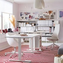 Ikea Home Office Room Ideas Inspiration Jpeg