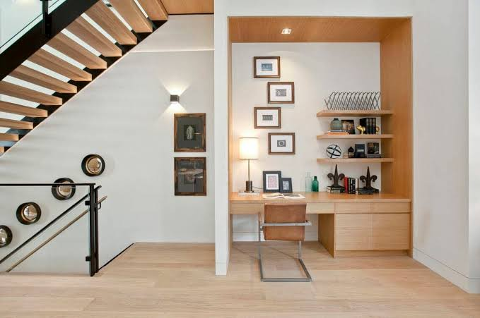 Interior Design Office In Home Decor And Layout
