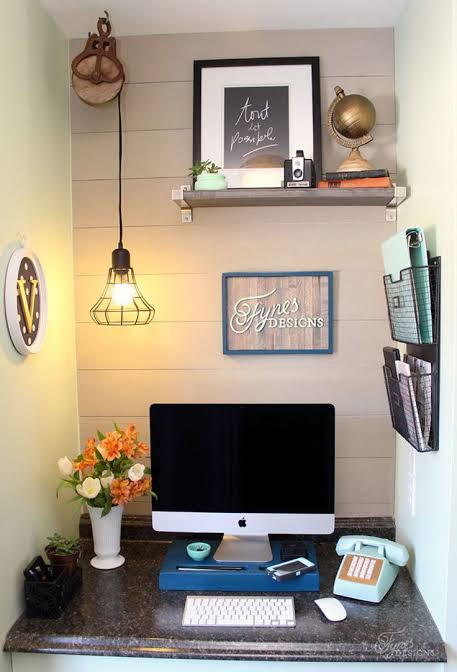 Mini Home Office Ideas Designs Pertaining To Beautiful Design Jpeg