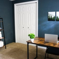 Modern Home Office Interior Industrial Tour Jpeg