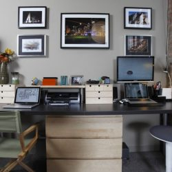 New Home Office Ideas For Men
