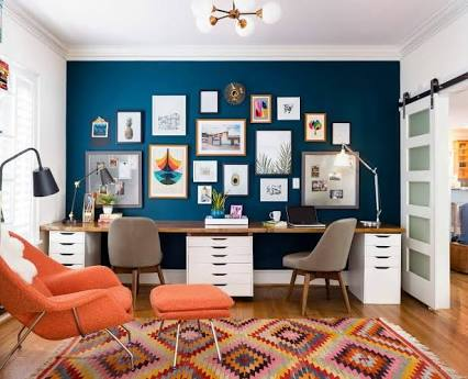 picture of home office interior design ideas decor and layout tips jpeg