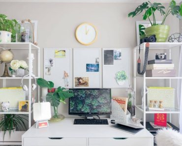 Small Home Office Ideas For Her To Help You Work From Home Like A Boss