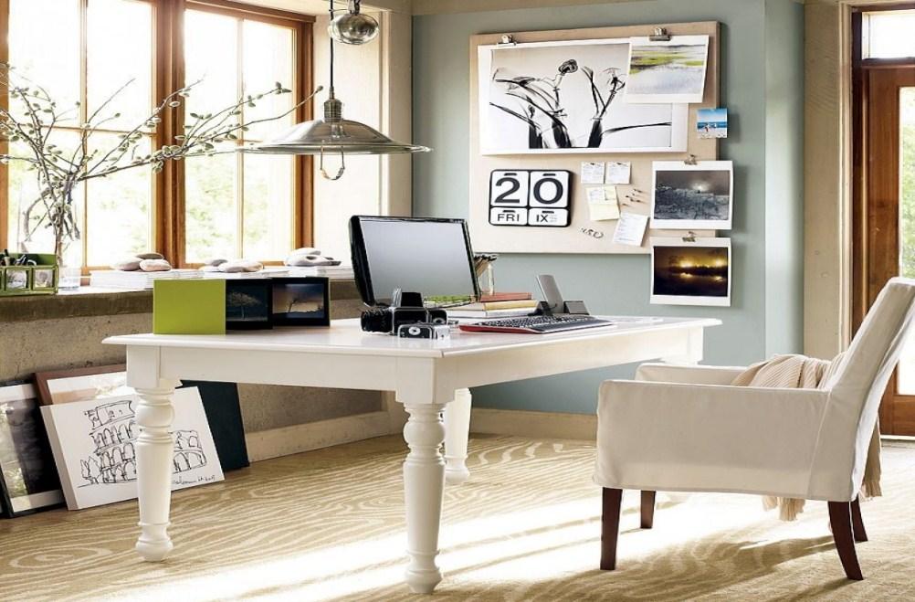 vintage home office design ideas decor style white design work decorating