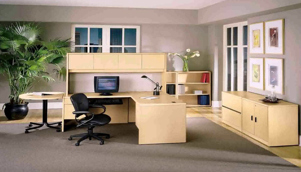 zen home office ideas