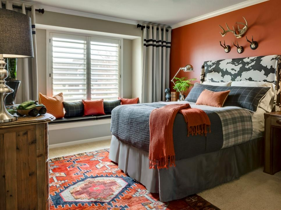 Beautiful Bedrooms Shades Of Gray Hgtv Classic Gray Color Schemes For Bedrooms