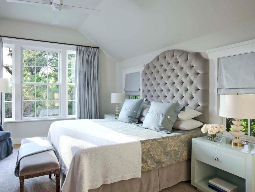 Beautiful Bedrooms Shades Of Gray Hgtv Inspiring Grey Bedroom Colors