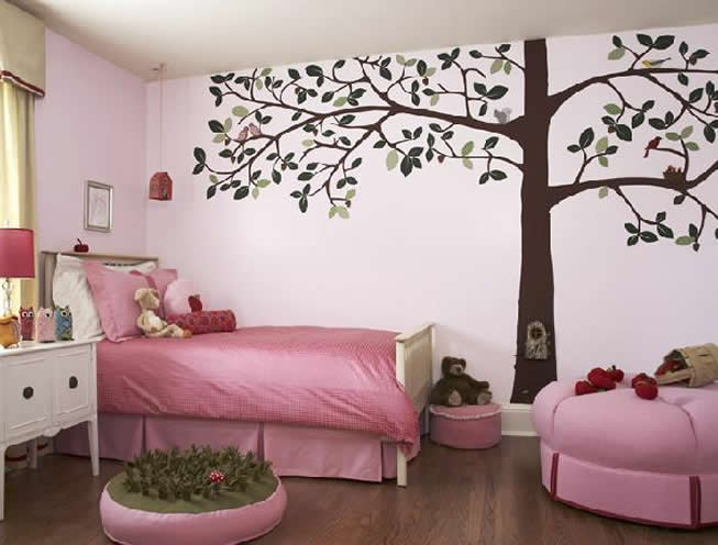 Bedroom Amusing Walls Paints Design