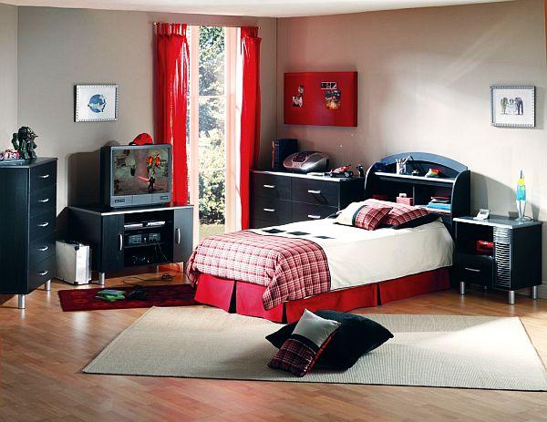 Bedroom Ideas For Teenage Custom Bedroom For Teenage Guys