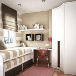 Bedroom Ideas Small Spaces Endearing Bedroom Ideas For Small Space