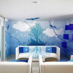 Bedroom Paint Design Beautiful Wall Painting Ideas And Designs Inspiring Bedroom Painting Design Ideas