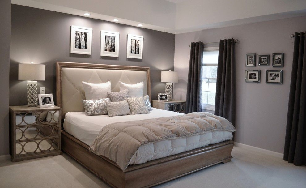 Ben Moore Violet Pearl Modern Master Bedroom Paint Colors Ideas Beautiful Colors For Walls In Bedrooms