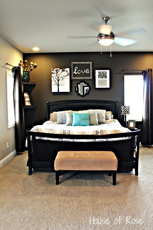 Best Accent Wall Bedroom Ideas On Pinterest Accent Walls Awesome Bedroom Ideas For Walls
