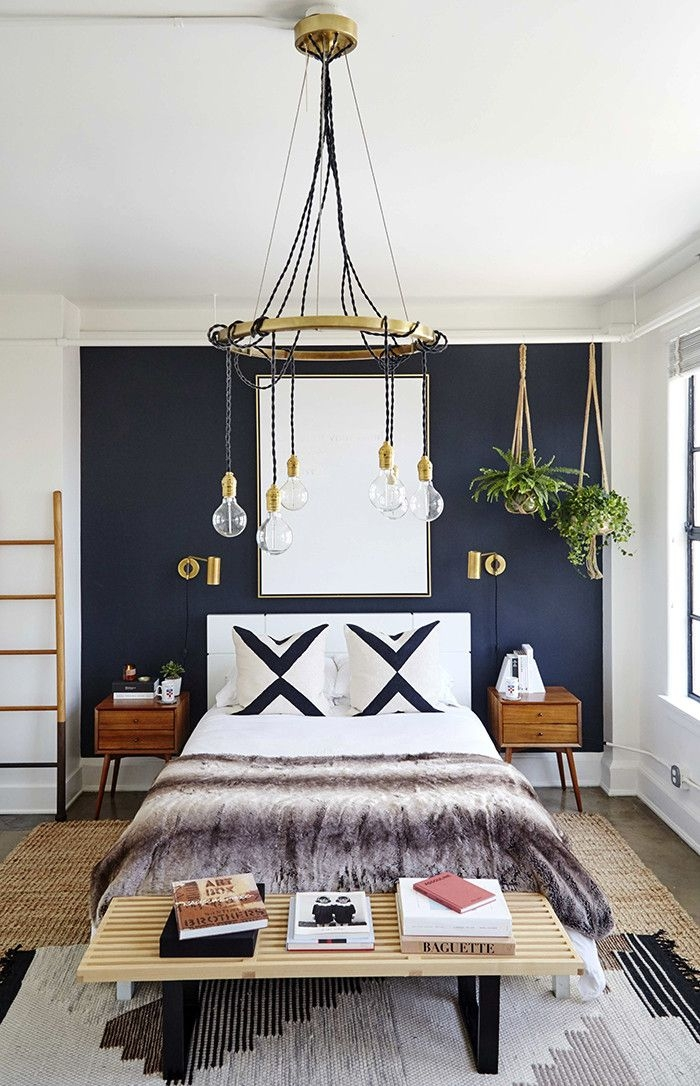 Best Accent Wall Bedroom Ideas On Pinterest Beautiful Ideal Bedroom Colors