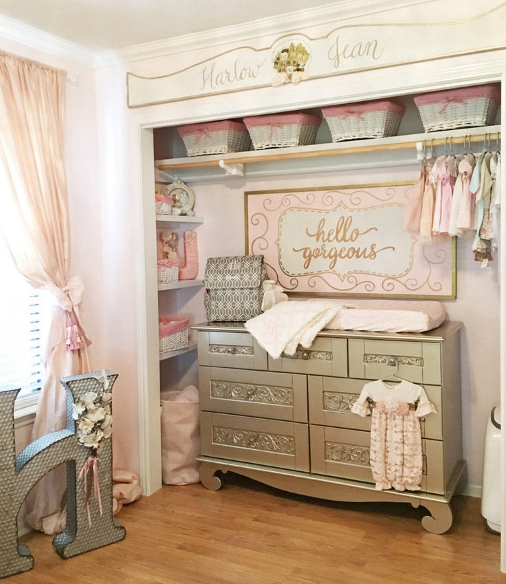 best ba girl nurserys ideas on pinterest girl nursery awesome baby girls bedroom ideas