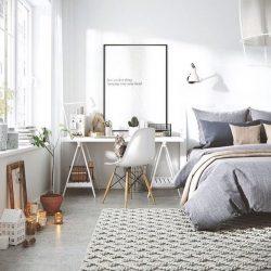 Best Bedroom Office Combo Ideas On Pinterest New Bedroom Office Decorating Ideas
