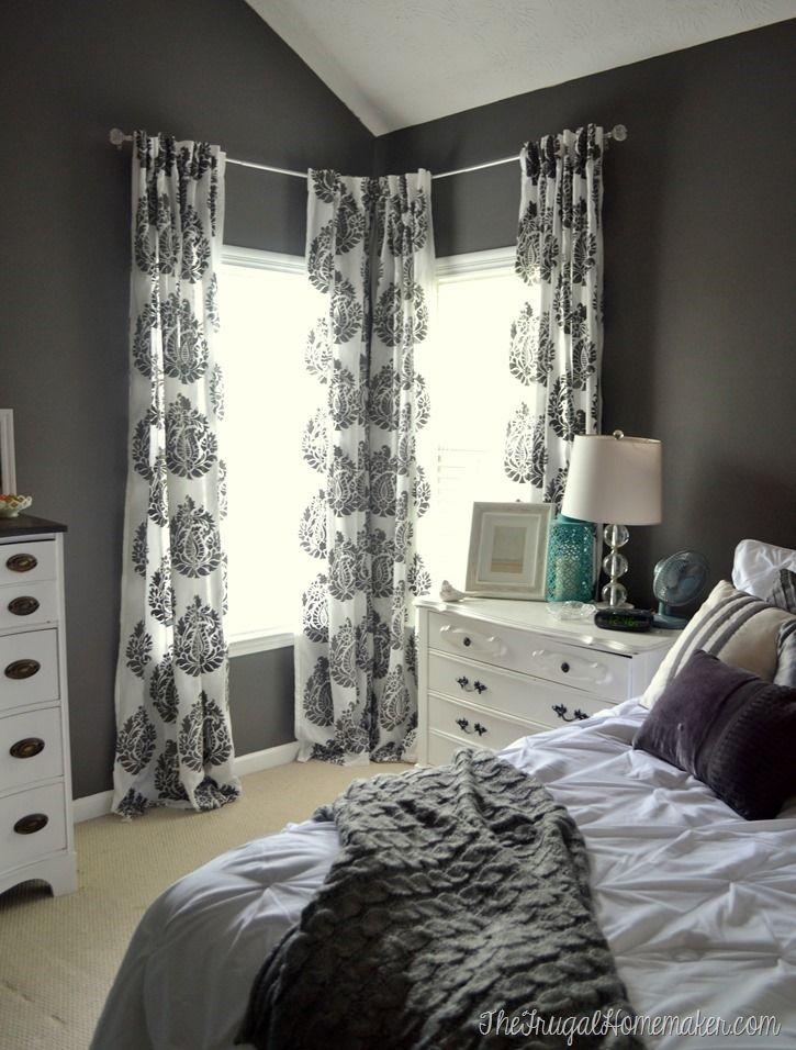 best bedroom window curtains ideas on pinterest curtain minimalist bedroom curtain colors