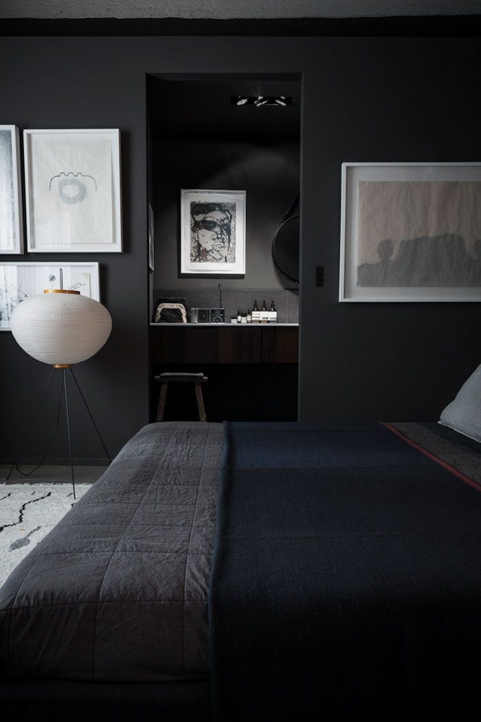 Best Black Bedroom Design Ideas On Pinterest Monochrome Cheap Black Bedroom Ideas