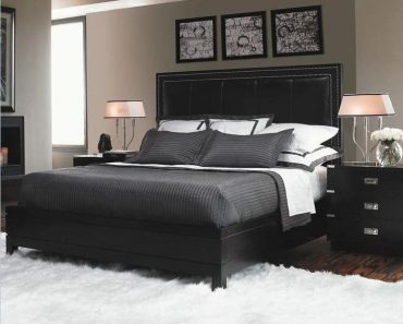 Best Black Bedrooms Ideas On Pinterest Black Bedroom Decor Impressive Black Bedroom Ideas
