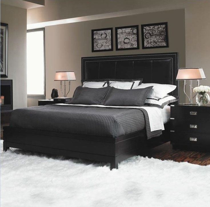 Best Black Bedrooms Ideas On Pinterest Black Bedroom Decor Impressive Black Bedroom Ideas