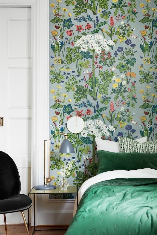 best floral wallpapers ideas on pinterest girls bedroom modern floral wallpaper bedroom ideas