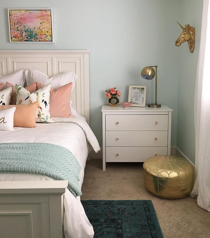 Best Girls Room Paint Ideas On Pinterest Impressive Girls Bedroom Color