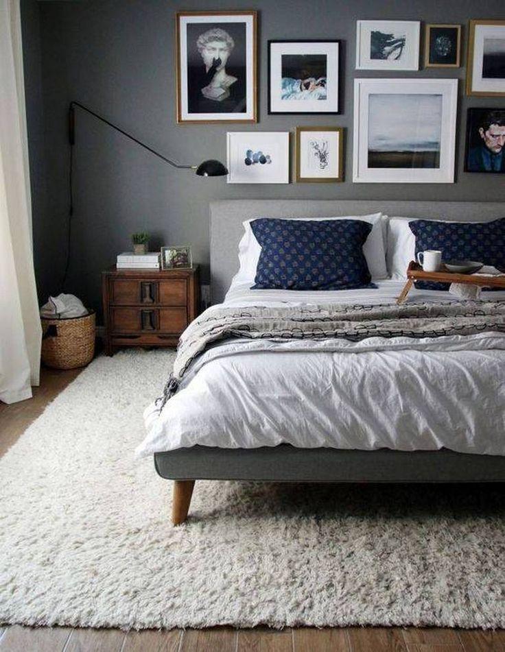 Best Gray Bedroom Ideas On Pinterest Grey Bedroom Colors Contemporary Bedroom Ideas Gray