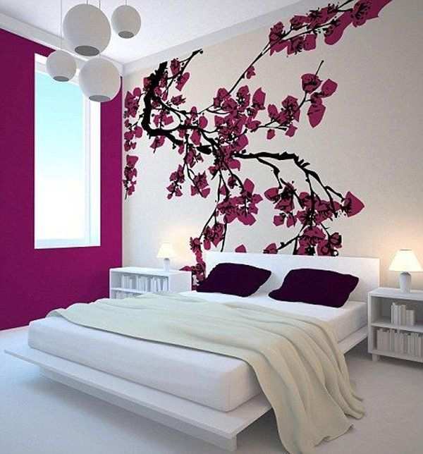Best Ideas About Purple Wall Decor On Pinterest Purple Walls Modern Bedroom Ideas For Walls