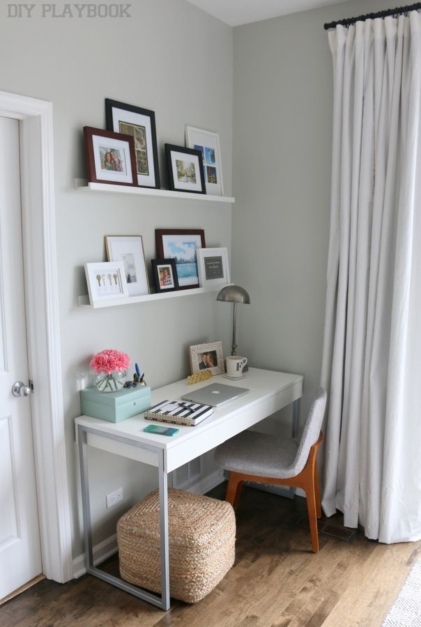 Best Ideas About Small Desk Bedroom On Pinterest Small Desk Elegant Desk In Bedroom Ideas
