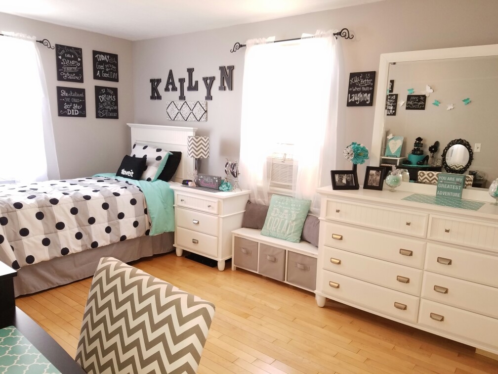 Best Ideas About Teen Girl Bedrooms On Pinterest Teen Girl Elegant Teenagers Bedroom Designs