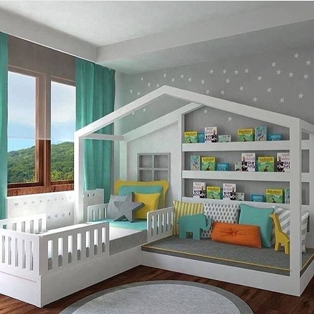 Best Images About Kid Bedrooms On Pinterest Bunk Bed Boy Impressive Childrens Bedroom Interior Design Ideas