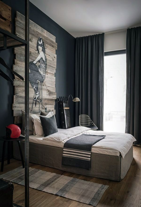 Best Mens Bedroom Decor Ideas On Pinterest Luxury Bedroom Ideas Mens