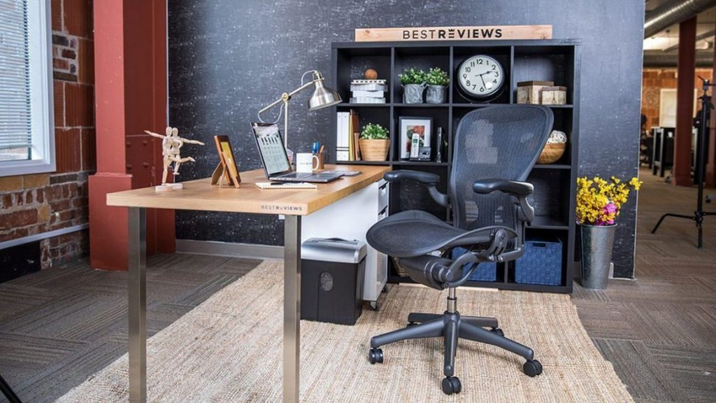 best minimalist home office chair for working from home