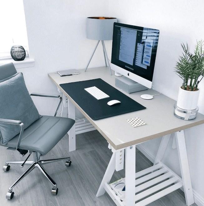 best minimalist home office desk setups for your workspace