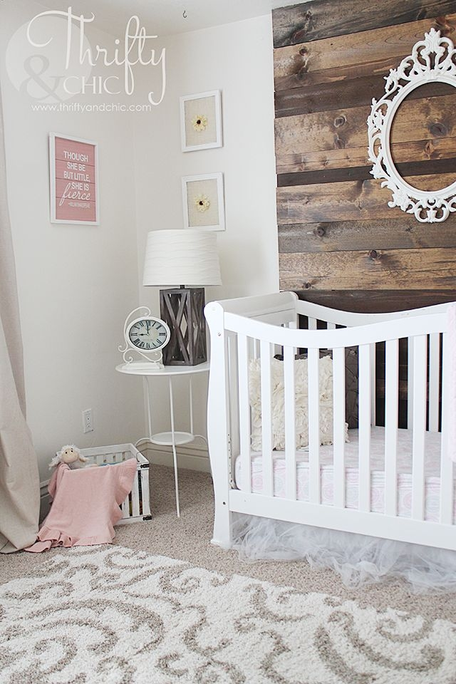Best Rustic Girl Nurseries Ideas On Pinterest Woodland Ba Modern Baby Girls Bedroom Ideas