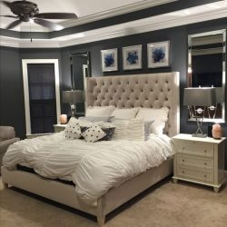 Best Serene Master Bedroom Ideas Images On Pinterest Contemporary Bedroom Bed Ideas