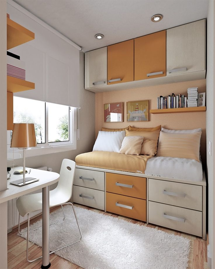 Best Small Bedroom Designs Ideas On Pinterest Bedroom Elegant Compact Bedroom Design