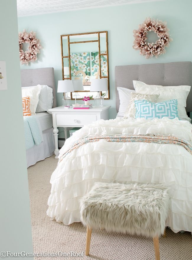 Best Sophisticated Girls Room Ideas On Pinterest Beautiful Girls Bedroom Color