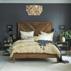 Best Wooden Bed Designs Ideas On Pinterest Unique Wooden Bedroom Design