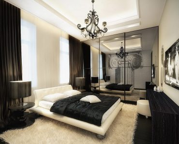Black And White Bedroom Interior Design Ideas Elegant Black And White Interior Design Bedroom