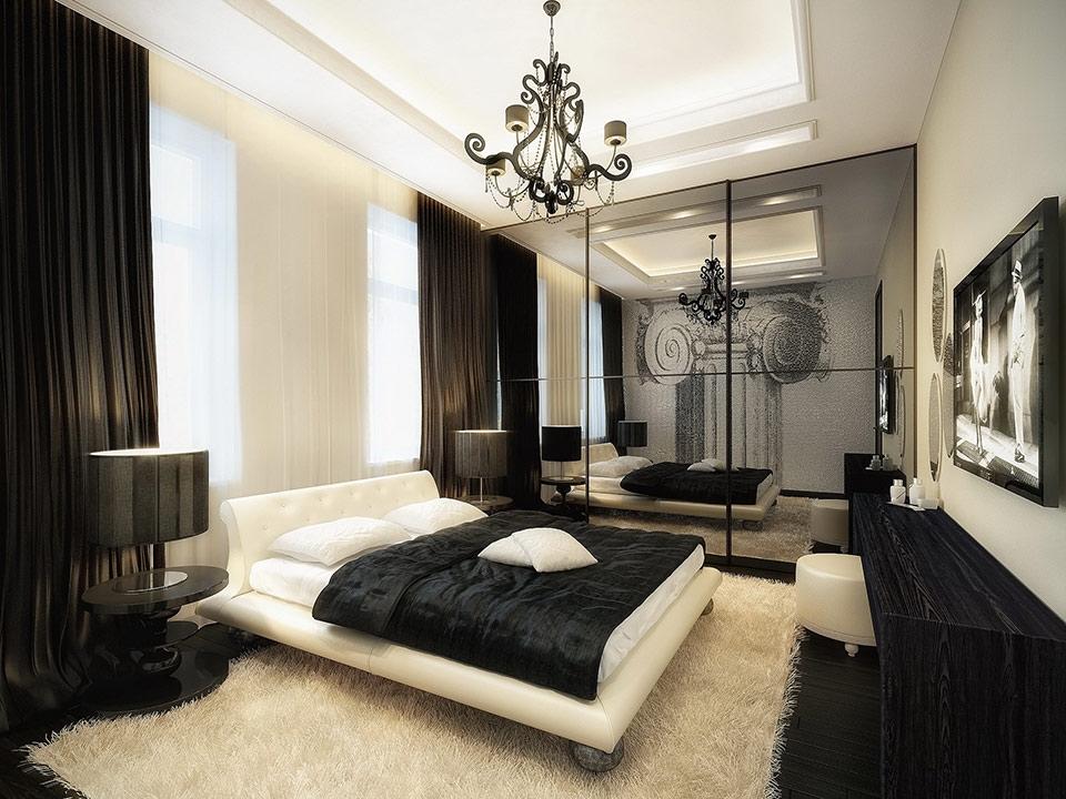 black and white bedroom interior design ideas elegant black and white interior design bedroom