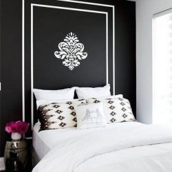 Black And White Bedroom Interior Design Ideas Simple Black And White Interior Design Bedroom