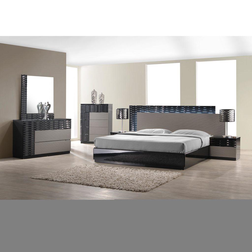 black contemporary bedroom beauteous bedroom sets designs