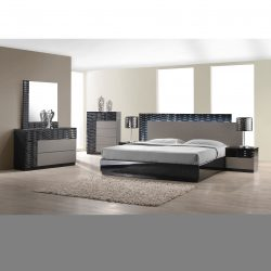 Black Contemporary Bedroom Beauteous Bedroom Sets Designs