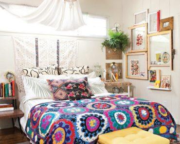 Bohemian Style Bedroom Interior Design Best Bohemian Bedroom Design