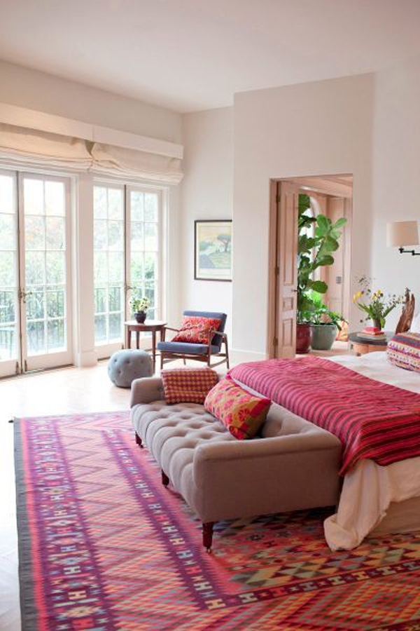 Bohemian Style Bedroom Interior Design Inexpensive Bohemian Bedroom Design
